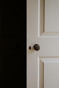 Softwood door